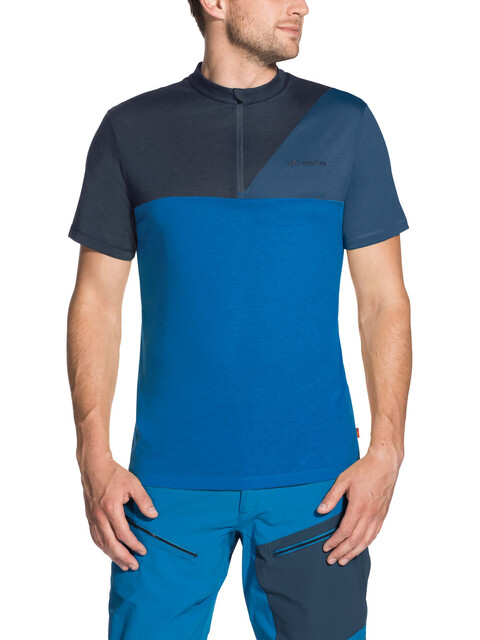 VAUDE Tremalzo IV Shirt Men radiate blue